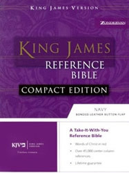 0310932106   KJV Reference Bible-Compact