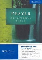0310932378 | NIV Prayer Devotional Bible