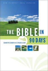 031093351X | NIV Bible in 90 Days