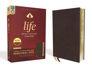 0310452988 | NIV Life Application Study Bible Personal Size (Third Edition)