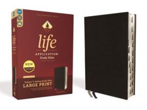 0310452899   NIV Life Application Study Bible Large Print Third Edition