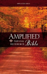 0310934745 | Amplified Topical Reference Bible