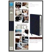 0310439094 | NIV Thinline Reference Bible Large Print