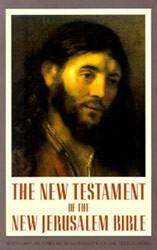 0385237065   NJB New Jerusalem New Testament