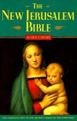 0385248334 | NJB New Jerusalem Bible-Readers