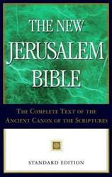 0385493207 | NJB New Jerusalem Bible-Standard