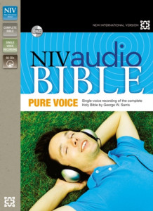 0310436478 | NIV Complete Audio Bible Voice Only