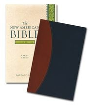 0195298128 | NABRE New American Bible Large Print