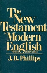 0684826380 | OE New Testament in Modern English-Student