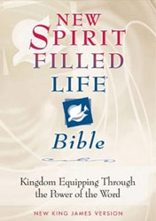 0718001494 | NKJV New Spirit Filled Life Bible