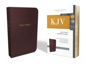 0785215387 | KJV Giant Print Reference Bible