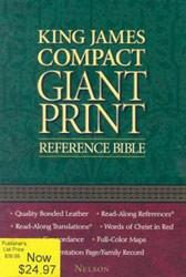 0718003179 | KJV Personal Size Giant Print Bible