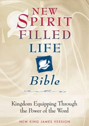 0718006186 | NKJV New Spirit-Filled Life Bible Kingdom Equipping Through The Power of the Word