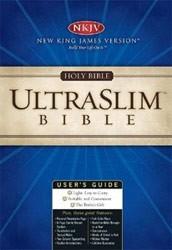 0718008448 | Ultraslim Bible