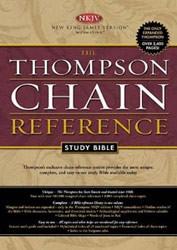 0718008669 | NKJV Thompson Chain-Reference Study Bible