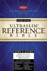 071800972X | Ultraslim Center-Column Reference Bible
