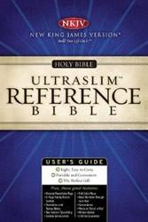 0718009754 | NKJV Ultraslim Center-Column Reference Bible