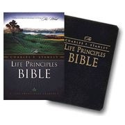 0718013239 | NKJV Charles Stanley Life Principles Bible