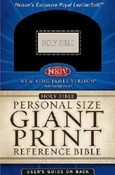 0718013557 | Personal Size Giant Print Reference
