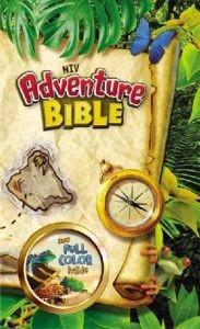 0310727553 | NIV Adventure Bible Full Color Lenticular