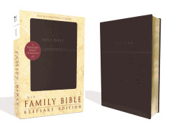 NIV Family Bible Keepsake Edition