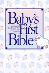 0840701772 | KJV Baby's First Bible