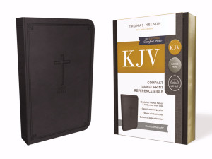 0785215891 | KJV Compact Large Print Reference Bible