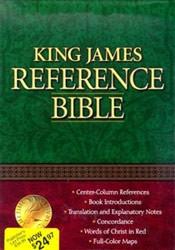 0785201963 | KJV Reference Bible