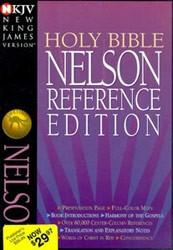 0785202196 | NKJV Nelson Reference Bible