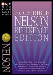 0785202285   NKJV Nelson Reference Bible