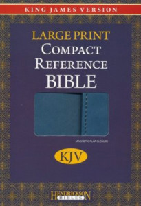 1598566237 | KJV Large Print Compact Reference Bible