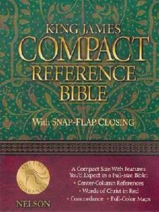 0785202587 | KJV Giant Print Personal Reference Bible