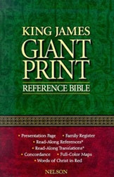 0785202706 | KJV Giant Print Reference Bible