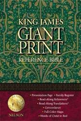 0785202730 | KJV Giant Print Reference Bible