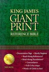 0785202765 | KJV Giant Print Reference Bible