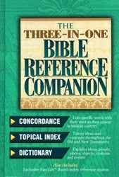 0785209735 | The Three-In-One Bible Reference Companion