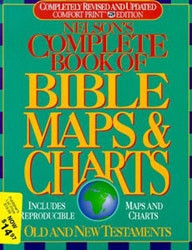 0785244921 | Nelson's Complete Book of Bible Maps and Charts