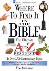0785245871 | Where to Find It in the Bible