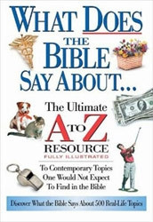 0785245928   What Does the Bible Say about