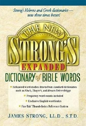 0785247165 | The New Strong's Expanded Dictionary of Bible Words
