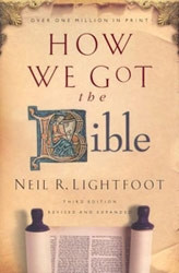080101252X   How We Got the Bible