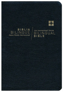 0829762760 | NVI/NIV Bilingual Bible Parallel (New Bilingual Bible Edition, Black)