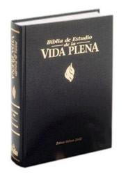 0829731970 | RV Piel Biblia de Estudio Vida Plena 1960