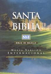 0829732403 | NIV Biblia de Bolsillo Imit Negra
