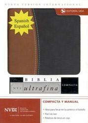 0829743286 | NVI Ultrafina Dos Tonos Italiano Cafe/Negro