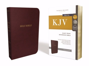 078521531X | KJV Giant Print Reference Bible