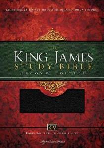 0840706421 | KJV King James Study Bible (Second Edition)