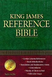 0840717938 | KJV Nelson Reference Bible