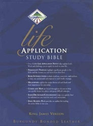 0842320954 | KJV Life Application Study Bible