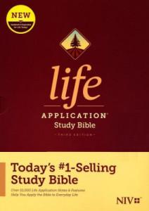 1496433831 | NIV Life Application Study Bible Third Edition Hardcover